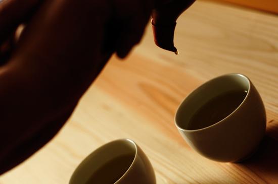 宇治茶のゴールデンドロップ