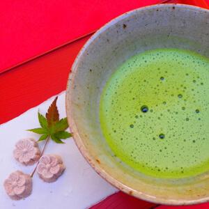 小寒〜年初めには美味しい抹茶をいただきたい。〜:季節のお茶