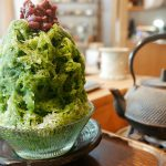今、話題の京都宇治のかき氷