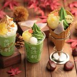 【抹茶好き】京都で絶対食べたい秋の抹茶パフェ