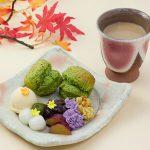 今年の秋は一味違う。京都で大人なお茶スイーツを楽しむ。