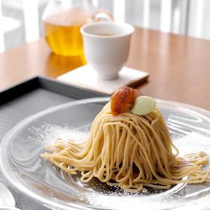 秋だからこそ、お茶を。日本茶インストラクターが手がける、お茶とスイーツ。