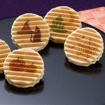 京都土産の定番のあのお菓子もハロウィン仕様に可愛く変身