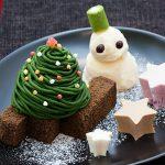 茶寮都路里のクリスマスは抹茶たっぷり幸せいっぱい