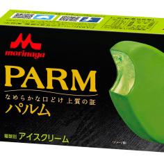 大人気コンビニアイスPARM(パルム)冬季限定の抹茶味が登場。
