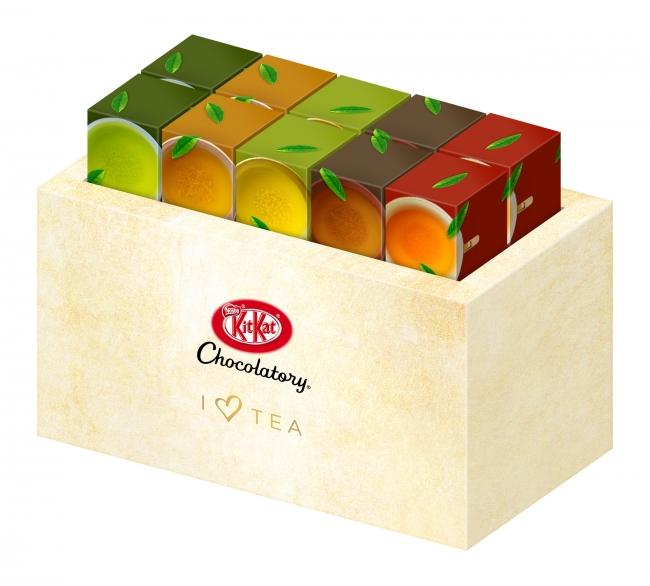 キットカット ショコラトリー I LOVE TEA