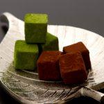 抹茶チョコレート パティスリー・サダハル・アオキ・パリ
