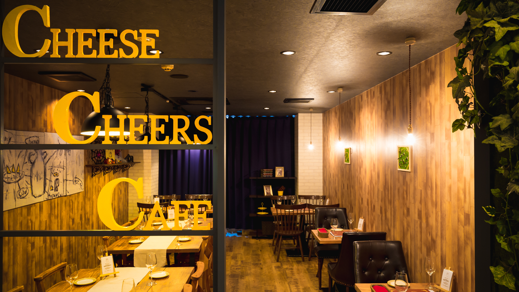 CCC Cheese Cheers Cafe SANNOMIYAチーズチーズカフェ三宮