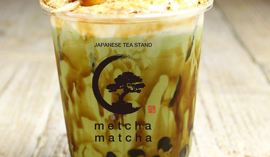 自家製生タピオカ!日本茶スタンド『metcha matcha(メッチャマッチャ)淀屋橋』GRAND OPEN