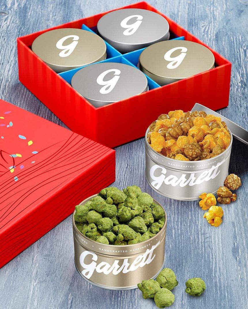 1度に4つのレシピが楽しめる新年の挨拶や手土産に最適なギフトセット!