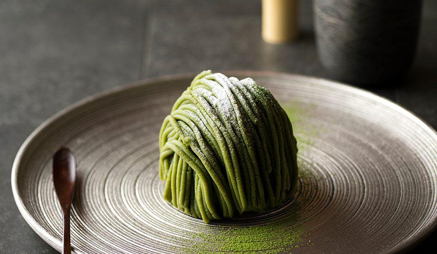抹茶モンブラン シェラトン都ホテル東京 インスタキャンペーンもやってます。