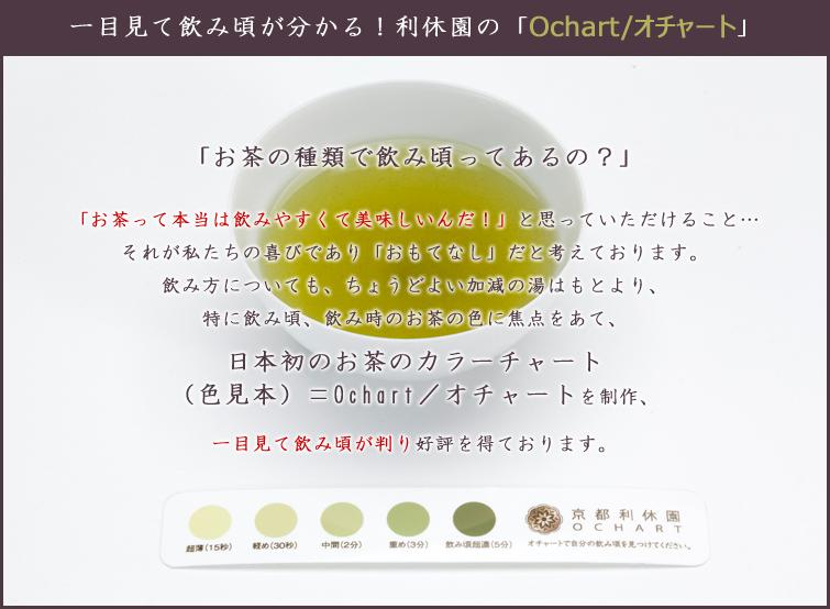 オチャート:煎茶