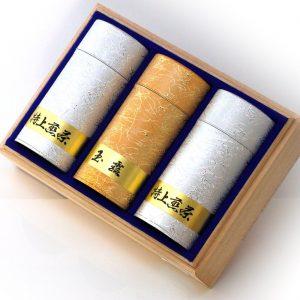 特上煎茶・高級玉露 詰合せ SEN-S-1503